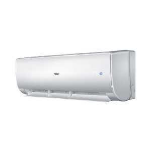 Кондиционер Haier AS18NM6HRA/1U18EN2ERA Elegant Inverter в Фронтовом фото