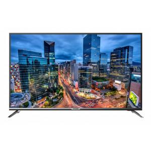 Телевизор Hyundai H-LED50EU1301 4K Smart Yandex в Фронтовом фото